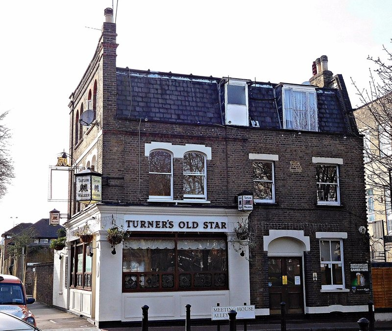 Turners Old Star pub
