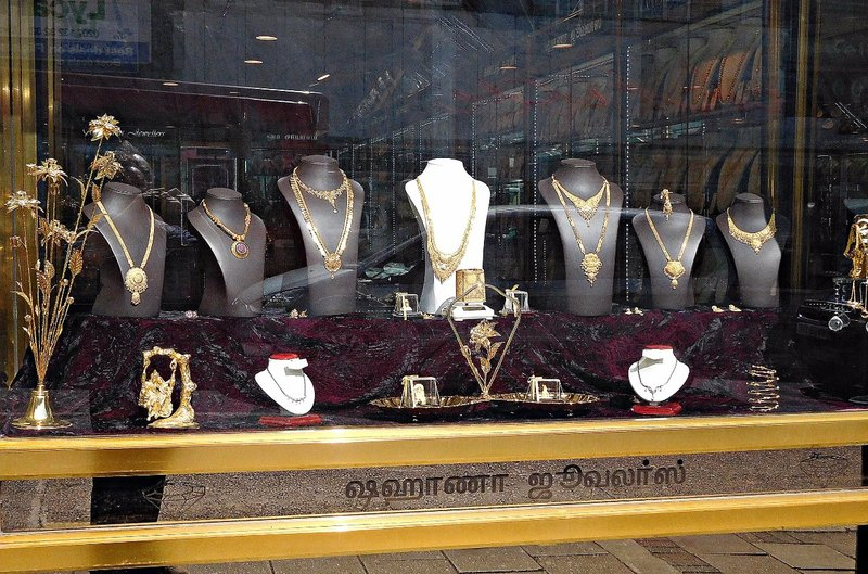 Jewellery shop Ealing Road