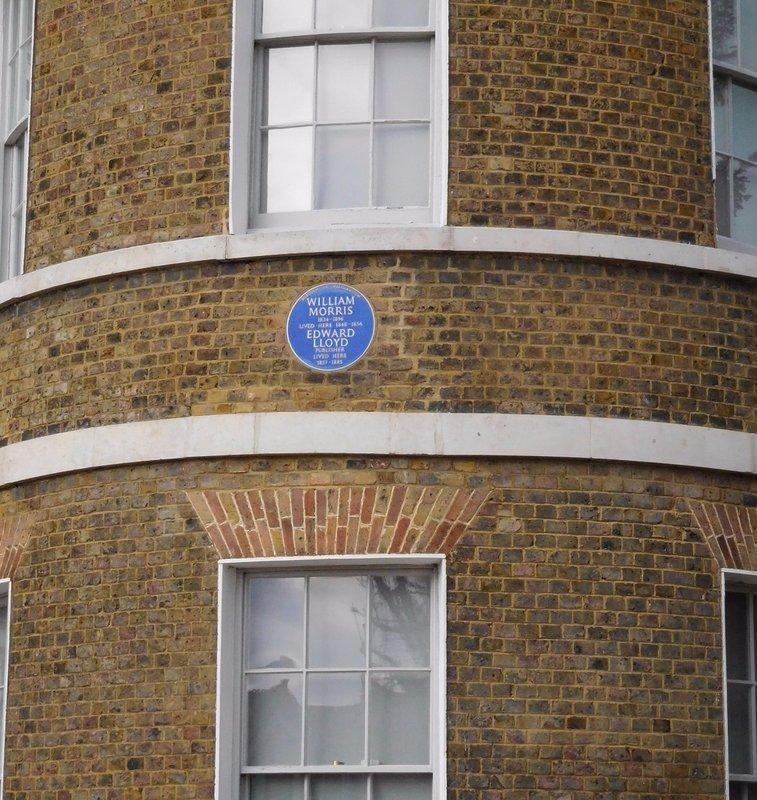 William Morris Gallery: William M lived here