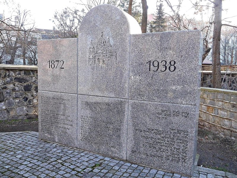 WROCB 0e New Synagogue memorial
