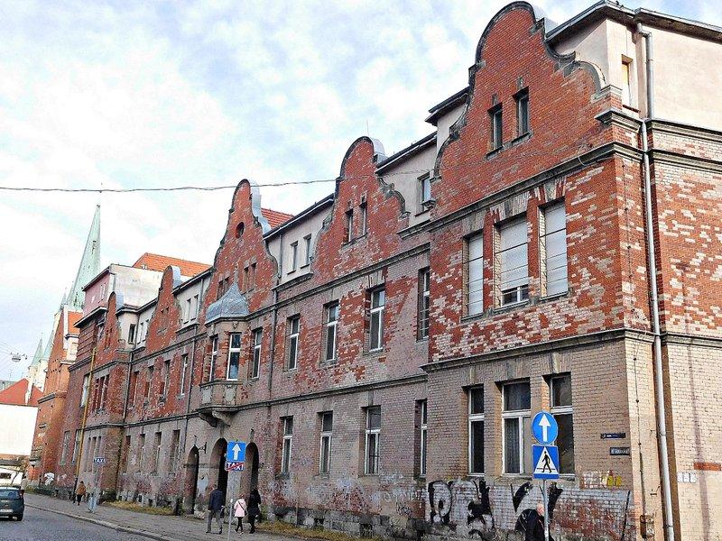WROCB 5ei Former Jewish Hospital Sudecka Street