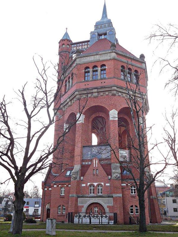 WROCB 5k Water Tower