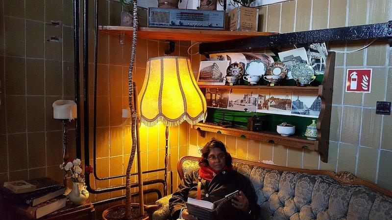 WROCM 12d tea room at Hala Targowa