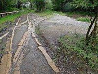 HAVASU 3d Ventiford Basin: siding leading to canal