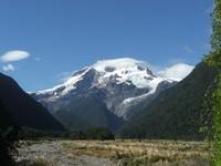 Monte Tronador - an extinct volcano on the Chile-Argentina border