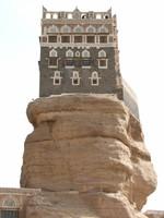 Dar al-Hajar Palace, Wadi Dhar