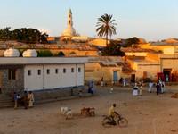 The city of Keren