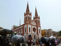 Sacred Heart Cathedral, Lomé, Togo