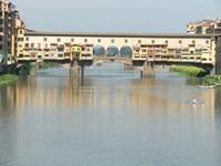 Ponte Vechio Bridge, Florence, Italy