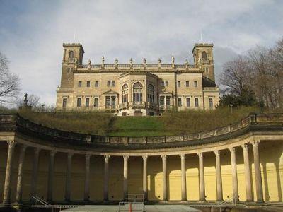 Albrechtsberg Palace - Dresden