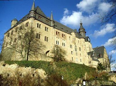 Schloss - Marburg an der Lahn