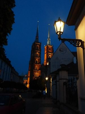 The Lantern Lighter - Wroclaw