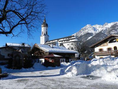 A Winter Visit to Garmisch-Partenkirchen - Garmisch-Partenkirchen
