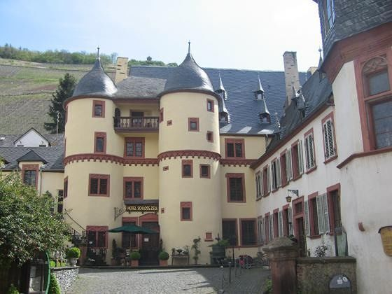 Schloss - Zell