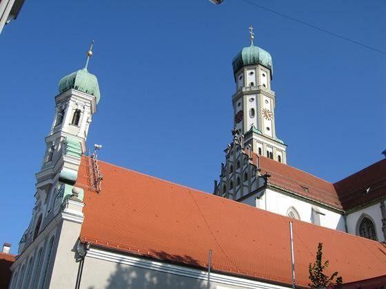Augsburg's Double Churches