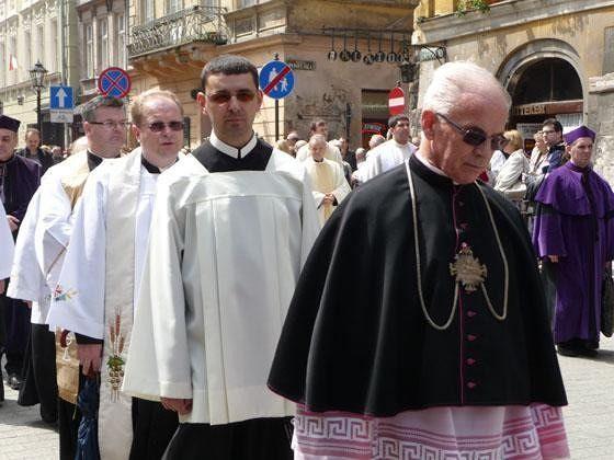 Corpus Christi Procession (3) - Krakow
