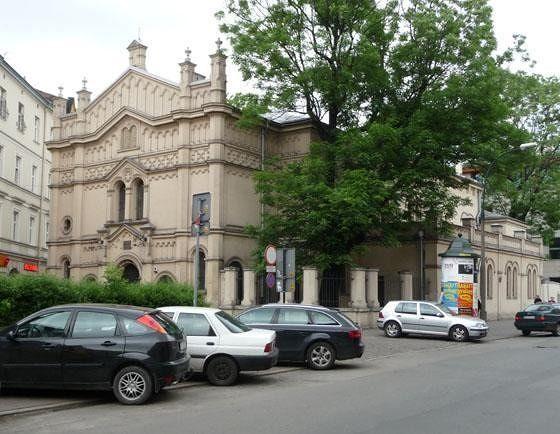 Tempel Synagogue - Krakow