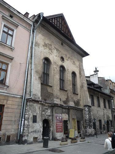 1. High Synagogue - Krakow