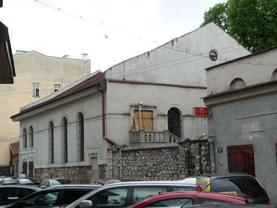 4. Kupa Synagogue - Krakow