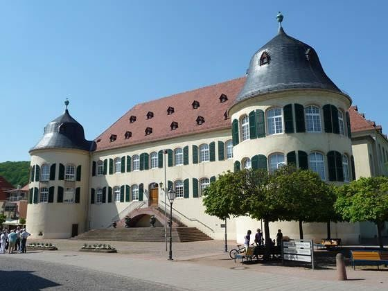 Schloss – the Palace