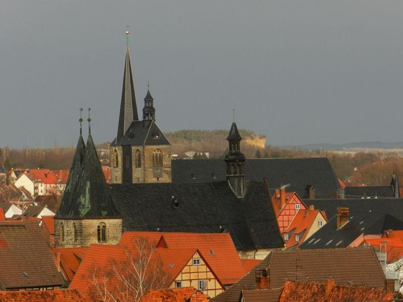 St Blasii and St Benedicti - Quedlinburg