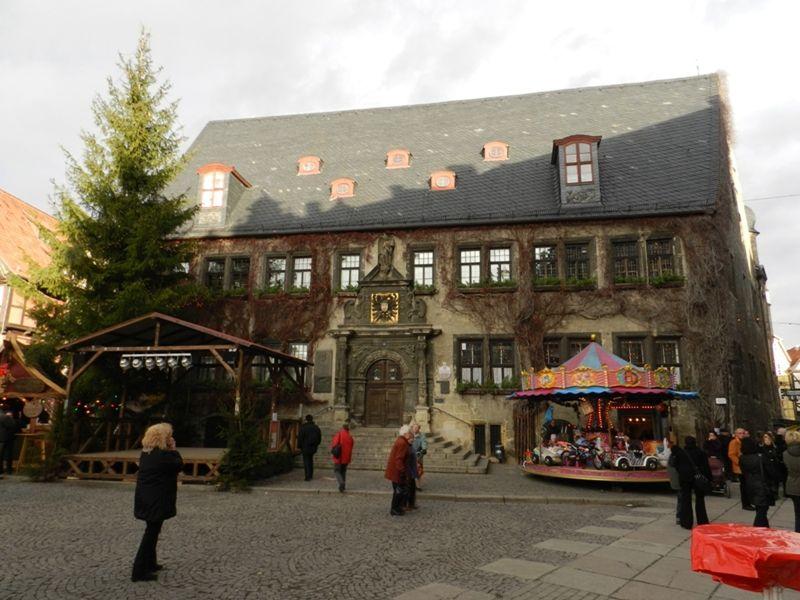 Rathaus - Quedlinburg