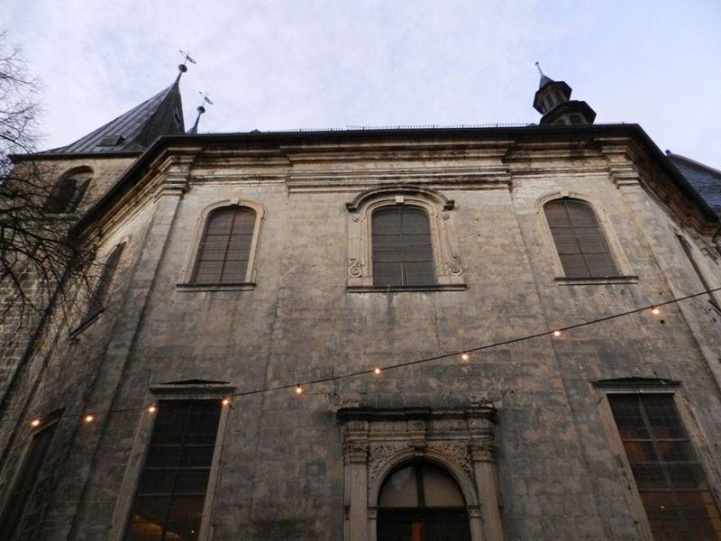 St Blasii, baroque facade - Quedlinburg