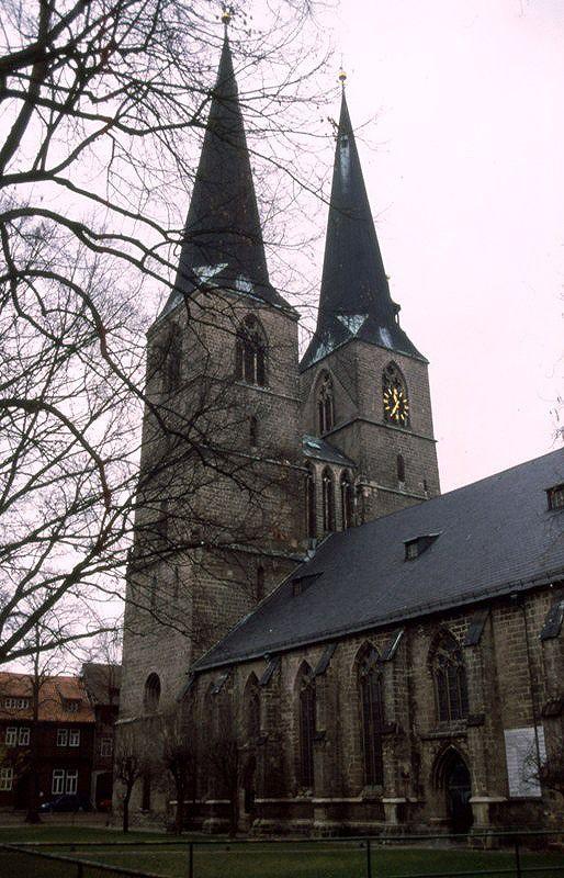 St Nicolai - Quedlinburg