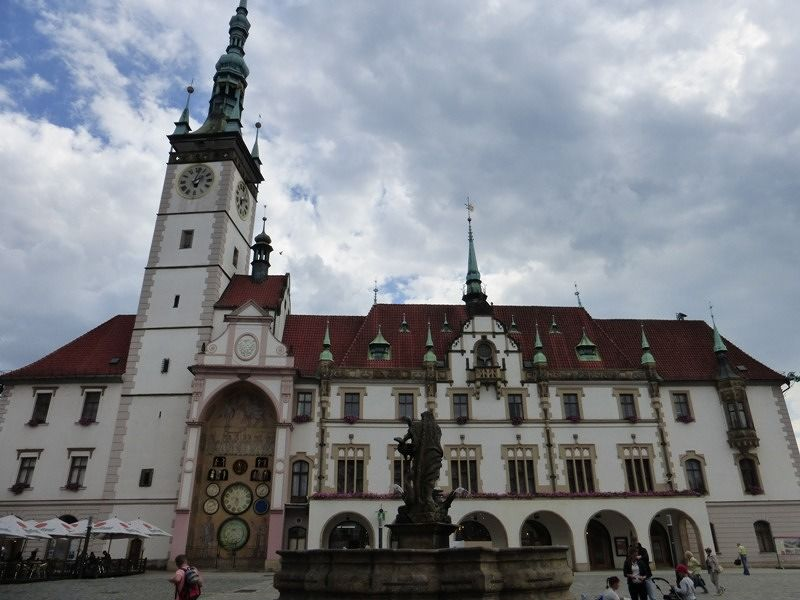Radnice - The City Hall - Olomouc