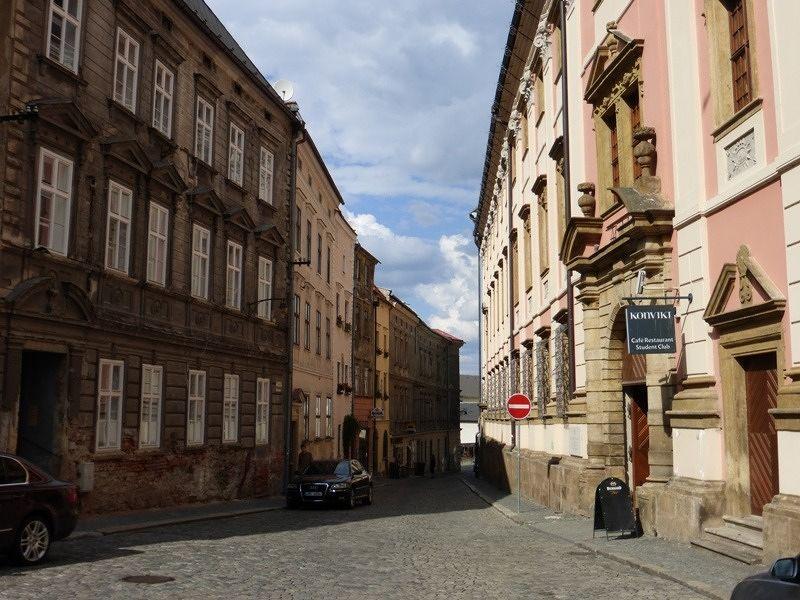 Jesuit University Buildings - Olomouc