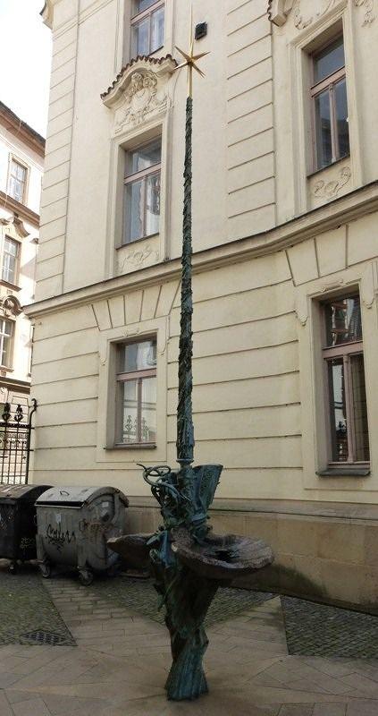 Sarkander Fountain - Olomouc