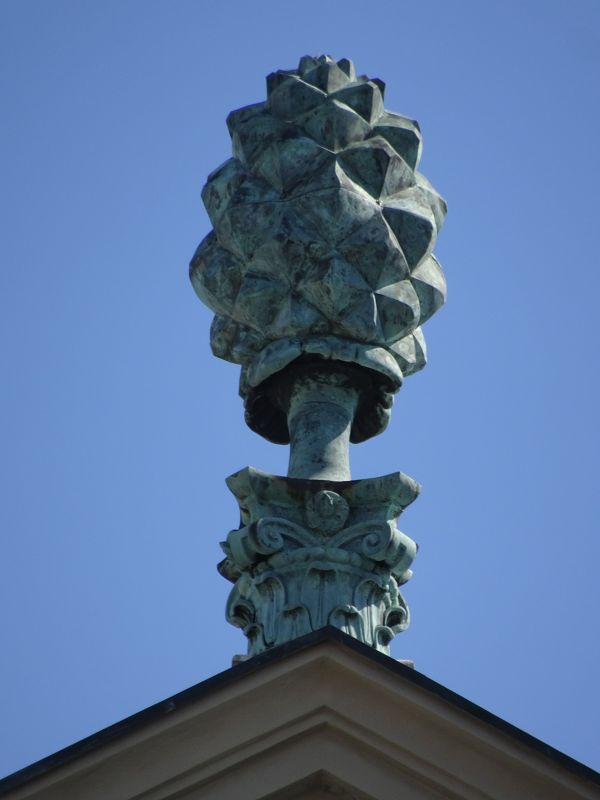 On the city hall - Augsburg