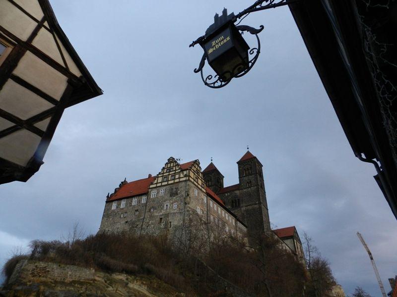 Walk, Explore, and Take Pictures - Quedlinburg