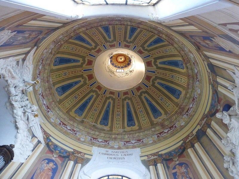 Kaple sv. Jana Sarkandra - Jan Sarkander Chapel - Olomouc