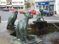 Till Eulenspiegel Fountain