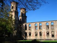 Frauenalb Convent Ruins - Marxzell