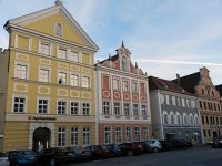 Houses in the Old Town - Landshut