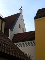 Look up now and then... - Landshut
