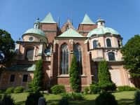 Three chapels in the east - Wroclaw