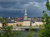 Views from Monteliusvägen - Stockholm