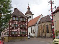 Protestant Church of St Leonhard