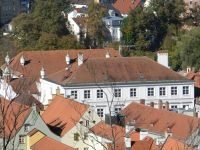 Two parallel roofs, seen from Hofgarten - Landshut