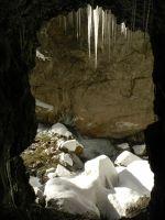 A glimpse through a rock window - Garmisch-Partenkirchen