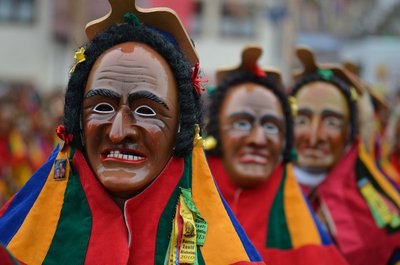 Carnival Procession