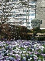 Chemnitz's Karl Marx Monument