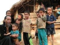 Laotian Family