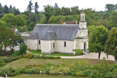 Château Chambord - The Church