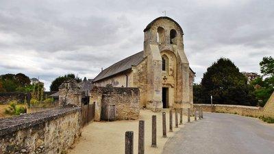 Eglise Ste. Madeleine et St. Jean