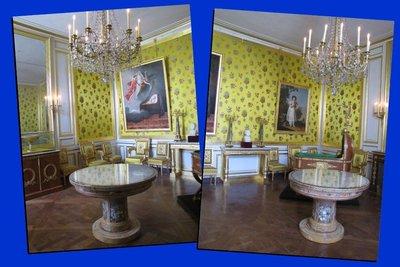 Appartements in Château de Fontainebleau