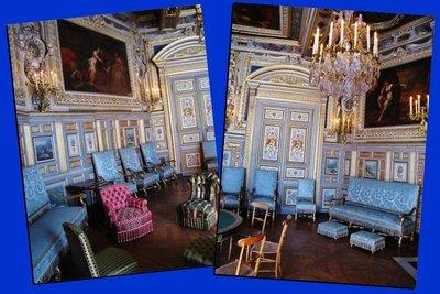 Sovereign Grands Appartements in Château de Fontainebleau